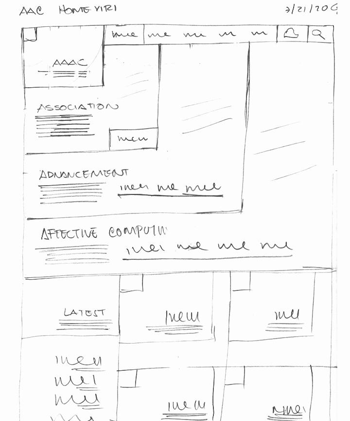 Association design